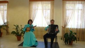 Живая музыка в холле