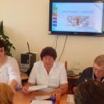Обучающий семинар с волонтерами по проекту «Диалог поколений»