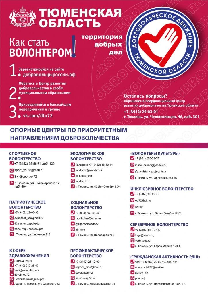 Приложение. Листовка по волонтерству (4694601v1)